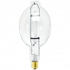 MH1000/U 1000 Watt Clear M47/S Mogul Base BT56 Metal Halide Bulb Philips #41522-4